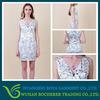 2014 latest woman dress lady dress design