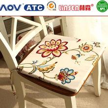 Alibaba hot sale! Linsen brand memory foam bertoia chair cushion