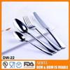 Alibaba china supplier stainless steel dubai dinnerware set for wholesale