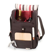 New style Insulated wine picnic tote bag