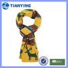 fashion jacquard knit pattern unisex winter scarfs
