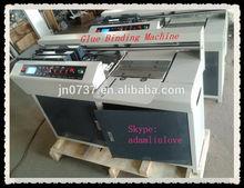 glue book binding machine JN-40E factory price sale