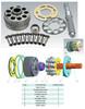 Promotion for GM05 GM07 GM08 GM10 GM20 GM23 GM24 GM28 hydraulic travel motor parts