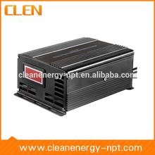 Portable lead acid 12V battery charger car