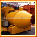 Eléctrica / máquina mezcladora de concreto / cemento equipo de mezcla para la venta