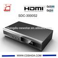 Sdc-3000s receptor de satélite digital hd usb