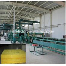 Super Heat Insulation Glass Wool Insulation Production Line
