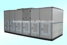 1700CFM assembling ahu with heat recovery hvac air handlint unit