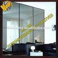 correderas de aluminio interior puerta de vidrio esmerilado