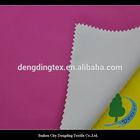 2014winter print coated waterproof taslon fabric
