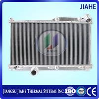 High Performance Aluminum car radiator for MAZDA RX7 92-95 MANUAL