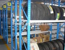 Customized medium duty tire storage rack in China,shelving racks