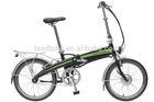 good quality folding electric bikes- -E-FOLDING PLATINUM