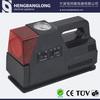 12V DC portable air compressor with LED light