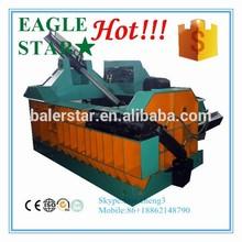 Y81 hydraulic scrap can baler