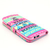 New arrival! PU leather wallet cute case for htc one 2 m8 with credit card holder