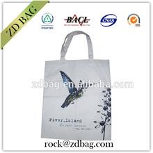 organic cotton bag promotional,OEM printed canvas shopper,canvas cotton shopper bag