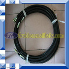 China supplier!!!high pressure steel wire braided rubber tube manufacturer