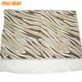 faixa de lã bege grosso lenço lenço do inverno