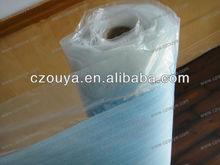 recoverable blue flooring underlayment
