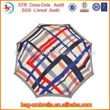 comprar al por mayor 70cm telas de gran tamaño de auto abierto paraguas recto