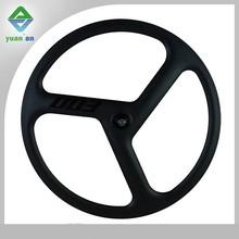 cyclcross gears bike tri-spoke wheels For sale Taiwan bicycle wheel