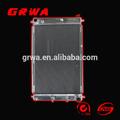 Sistema de refrigeração auto peças apto para Mustang alumínio desempenho radiador 1997 - 2004 MT