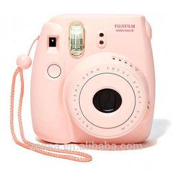 Fujifilm Instax Mini 8 Camera Pink Fuji Film Photo Instant Polaroid