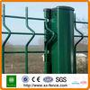 ISO9001 Powder coated welded v mesh fence