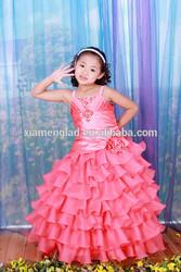 New fashion princess baby dress girl party dress