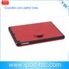 2014 Fashion crocodile design leather protective case , Flip Stand PU Leather Case Crocodile Cover