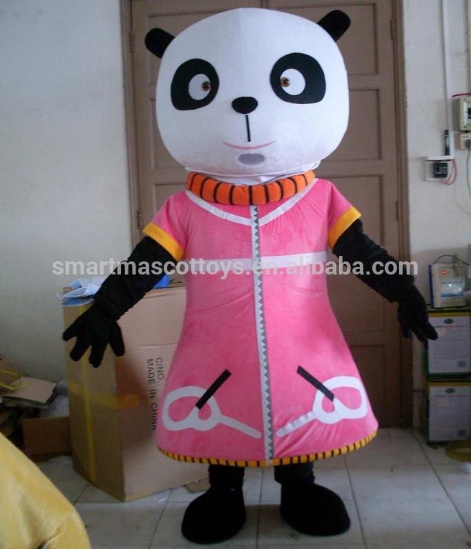 Panda Costume Costume Kids Panda Mascot
