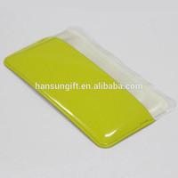 3m sticker shinny pvc smart wallet mobile card holder