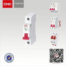 Top Product of CNC YCB9-63(H) dx mini circuit breaker