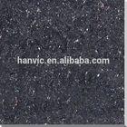 FOSHAN CLASSIC BLACK DOUBLE LOADING PORCELAIN POLISHED FLOOR TILES