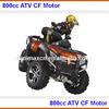 800cc ATV 4x4 shaft drive fully automatic Tractor CF Motor Highland