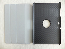 Smart Cover 360 Rotation Leather Book Case for Samsung Galaxy Tab 10.1 P7500 P7510