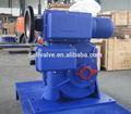 Precio b+rs 4-20 ma de cuarto de vuelta y eléctrico de la válvula actuador de la válvula