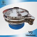 Alta qualidade rotary tela de vibração para o açúcar e sal, spice, pigmento, farinha de trigo, grão, química e metal industrial