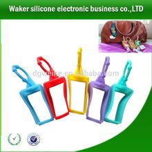manufacturer wholesale bath body works&bbw silicone hand sanitizer holder