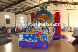 Inflatable moonwalker/moonwalker inflatables boys and girls