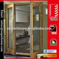 Estándar de australia as2047/as2208 de vidrio oscuro puerta de la ducha