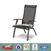 cheap aluminum folding webbed lawn chair chaise lounge