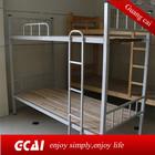 Wholesale double decker bed metal bed foot feet