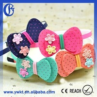 make kids headband hair band pictures bow shape cute kids hair accessories