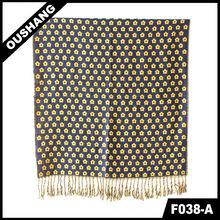 F038-A Women Winter Warm Scarf Long Scarves Shawls pashmina gold