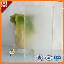 acid etched glass fingerprint free glass