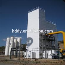 Liquefied natural gas equipment