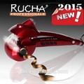 o mais novo 2014 modelador de cabelo encaracolado de cabelo profissional vapor automático curl cabelo curling ferro