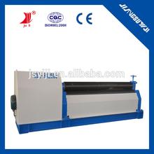 JULI W11-8*2500 mechanical 3-roller symmetrical plate rolling machine